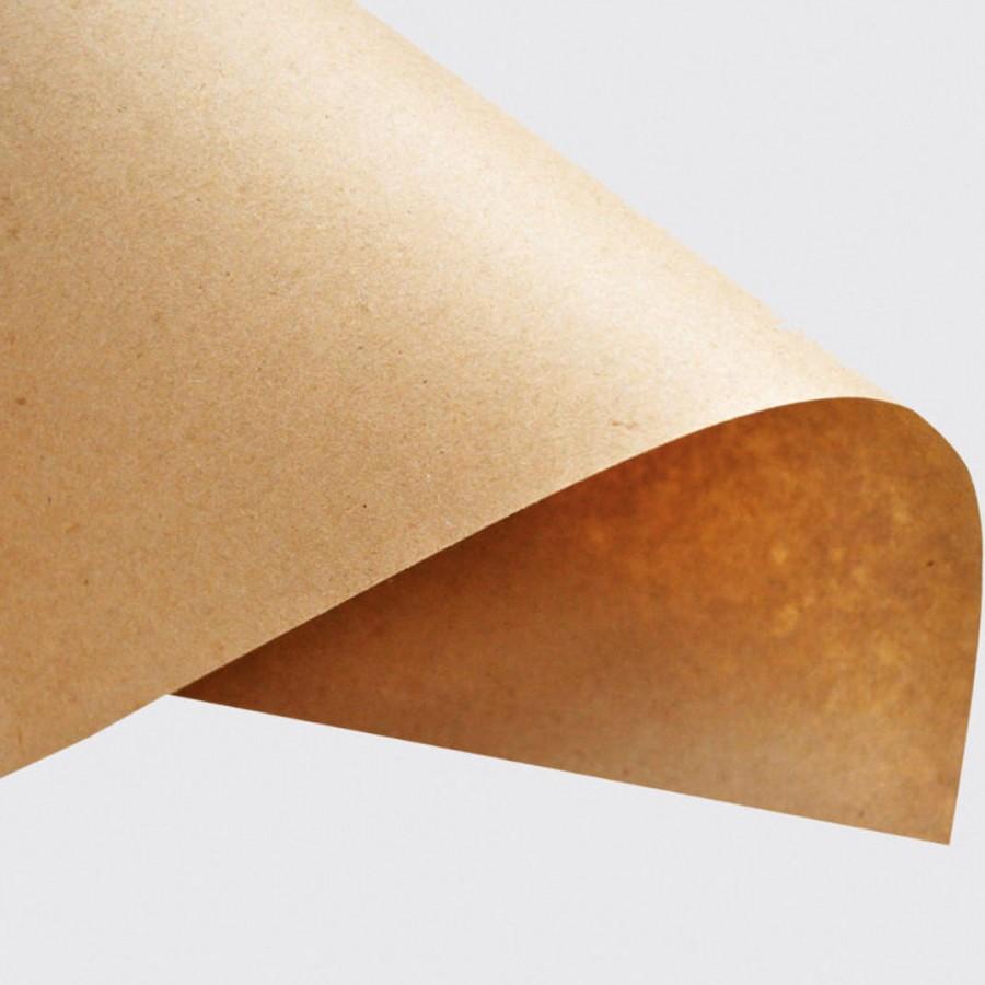 Крафт бумага в рулоне, ширина 84 см, 5 м