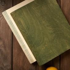 Деревянное меню для ресторанов, кафе